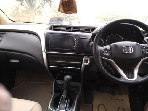 2017 Honda City i-VTEC CVT ZX AT in New Delhi
