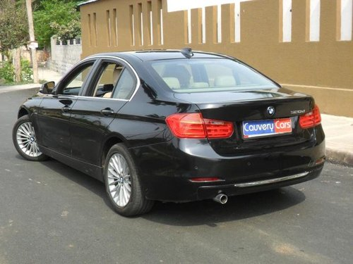 BMW 3 Series 320d Luxury Line 2016 AT for sale in Bangalore