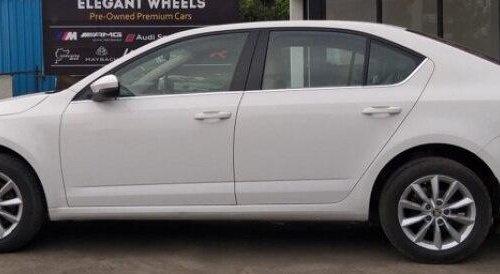 2014 Skoda Octavia Elegance 2.0 TDI AT for sale in Pune
