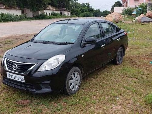 2013 Nissan Sunny XL MT for sale in Hyderabad
