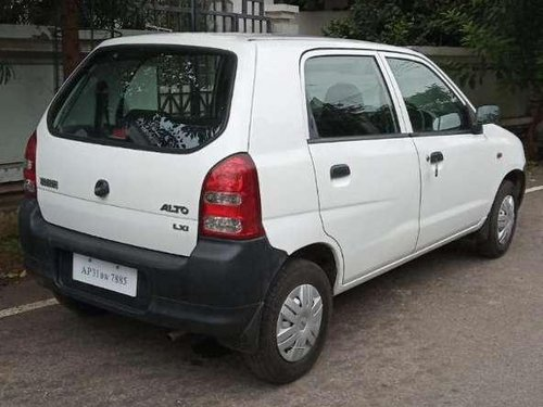 2012 Maruti Suzuki Alto MT for sale in Visakhapatnam