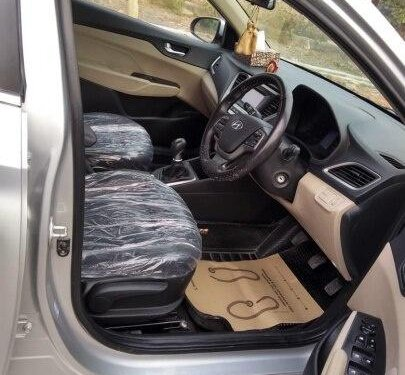 Hyundai Verna 1.6 CRDi SX 2018 MT for sale in New Delhi