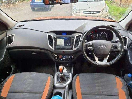 2018 Hyundai Creta 1.6 SX Dual Tone AT in Mumbai
