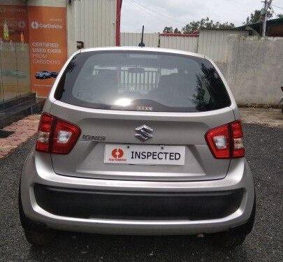 2018 Maruti Ignis 1.3 Delta MT for sale in Indore