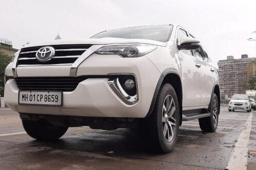 2017 Toyota Fortuner 2.8 4WD AT BSIV in Mumbai