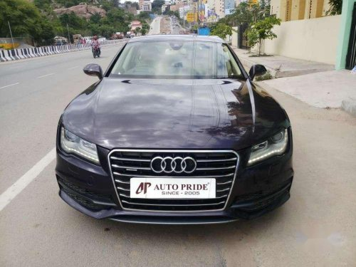 Used 2012 Audi A7 AT for sale in Hyderabad