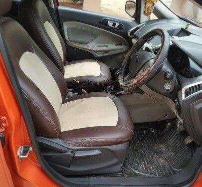 2013 Ford EcoSport 1.5 Diesel Titanium MT in Hyderabad