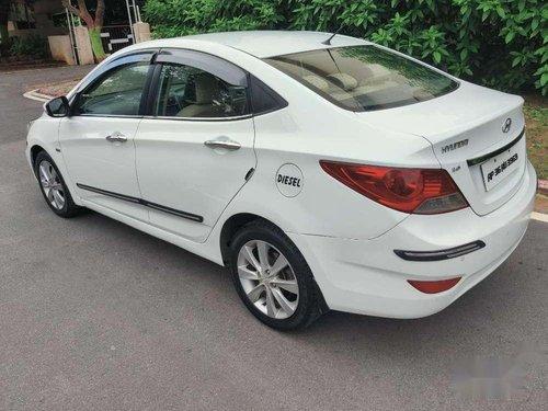 Hyundai Fluidic Verna 1.6 CRDi SX, 2012, Diesel MT in Hyderabad