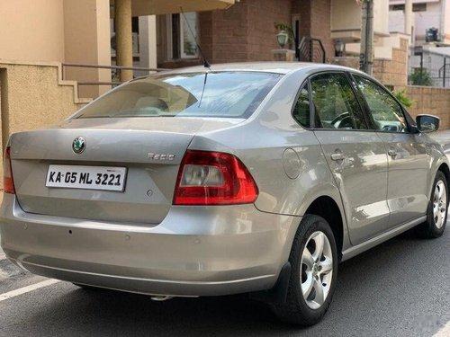 Skoda Rapid 1.5 TDI Elegance 2012 MT For sale in Bangalore