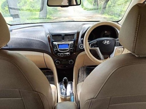 Hyundai Verna 1.6 CRDi SX , 2013, AT for sale in Anand