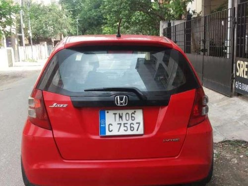 Honda Jazz V CVT 2010 MT for sale in Chennai