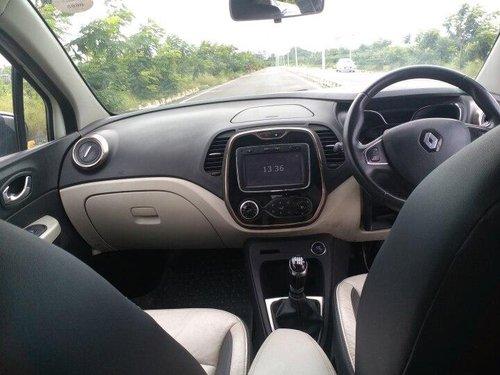 2017 Renault Captur 1.5 Diesel Platine MT for sale in Hyderabad