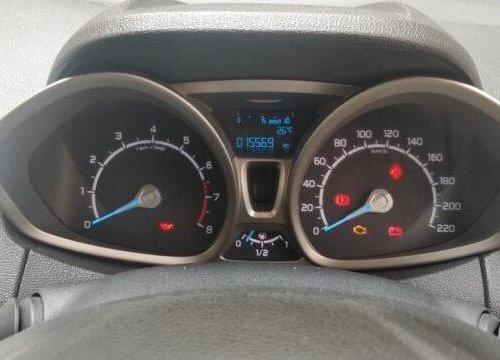 2014 Ford EcoSport 1.5 Petrol Titanium MT for sale in Bangalore