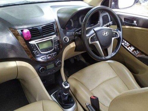 Used Hyundai Verna 2014 MT for sale in Chennai