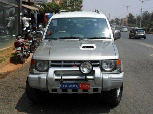 2008 Mitsubishi Pajero Sport 2.8 GLX CRZ MT for sale in Bangalore
