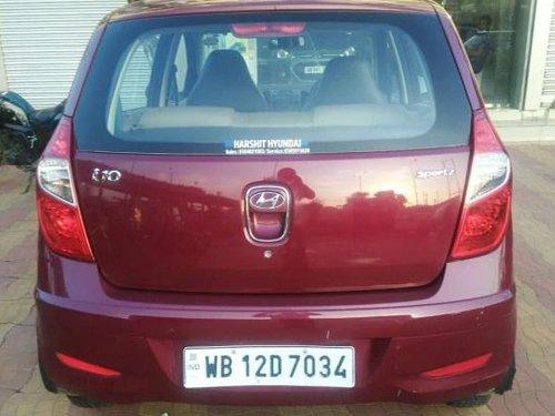 Hyundai i10 Sportz 1.1L 2016 MT for sale in Kolkata