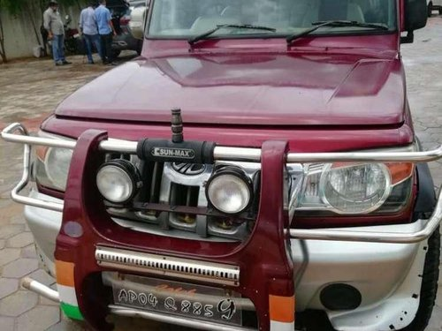 Used 2008 Mahindra Bolero MT for sale in Tirupati
