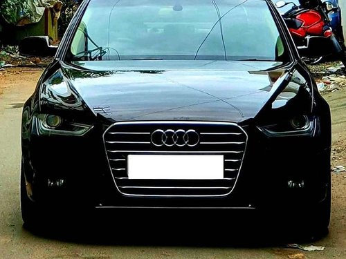 Used 2015 Audi A4 35 TDI Premium AT in Chennai