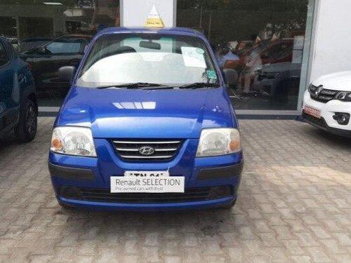 Used 2009 Hyundai Santro MT for sale in Chennai