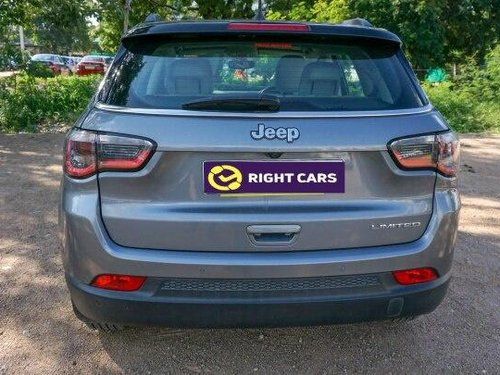 Used 2019 Jeep Compass 1.4 Limited AT for sale in Hyderabad
