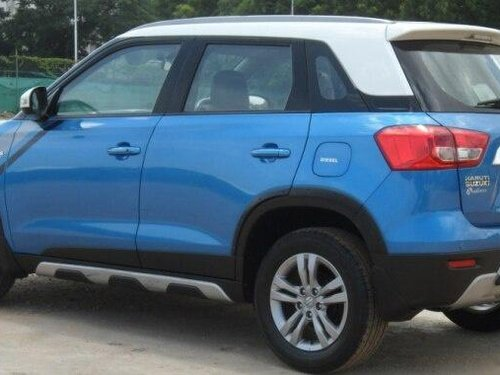 Maruti Vitara Brezza ZDi Plus 2016 MT for sale in Coimbatore