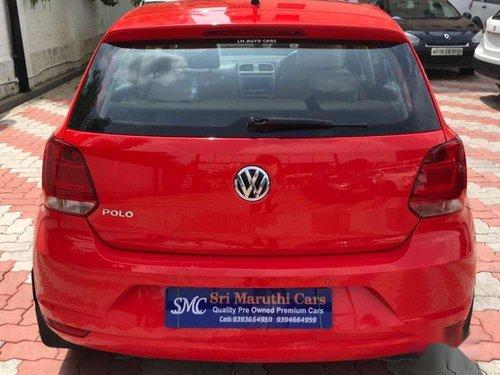Used 2016 Volkswagen Polo MT for sale  in Vijayawada