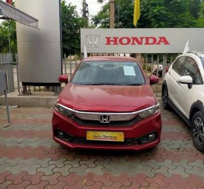 Used 2018 Honda Amaze VX Petrol MT for sale in Noida