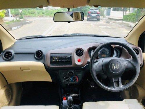 2012 Honda Brio E MT for sale in Ahmedabad