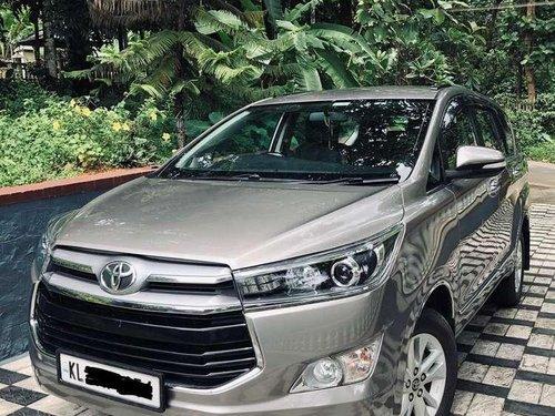 Used 2017 Toyota Innova Crysta MT for sale in Kottayam