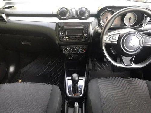 Used 2018 Maruti Suzuki Swift AMT VXI AT for sale in Bangalore
