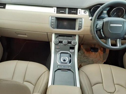 Used 2015 Land Rover Range Rover Evoque AT for sale in Chennai