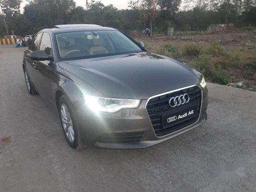 Audi A6 2.0 TDI Premium Plus, 2014, Diesel AT for sale in Indore