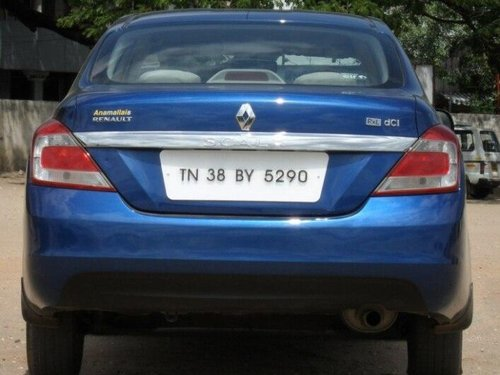 Renault Scala Diesel RxZ 2014 MT for sale in Coimbatore