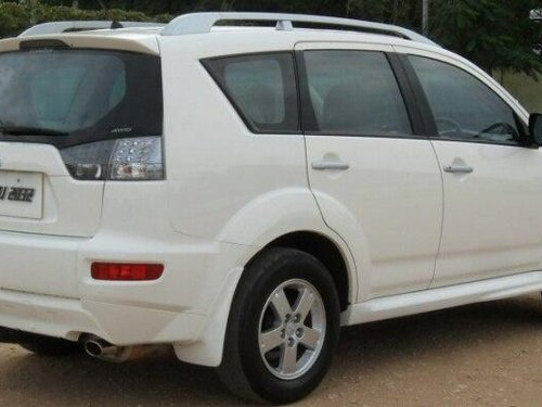 2010 Mitsubishi Outlander 2.4 CVT AT for sale in Coimbatore