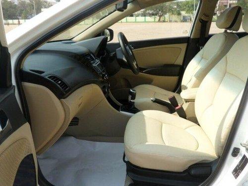 2012 Hyundai Verna 1.6 SX CRDi (O) MT in Coimbatore
