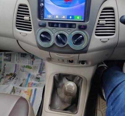 2007 Toyota Innova 2004-2011 MT for sale in Hyderabad