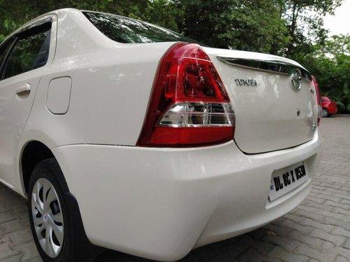 2011 Toyota Platinum Etios MT for sale in New Delhi