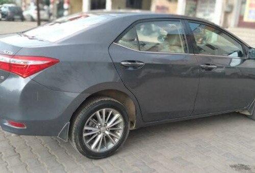 2015 Toyota Corolla Altis VL AT for sale in Faridabad