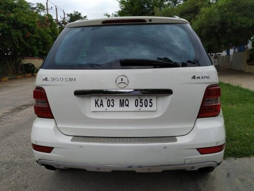 2012 Mercedes-Benz M-Class ML 350 4Matic AT for sale in Bangalore