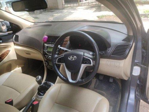 2014 Hyundai Verna SX Opt Diesel MT for sale in Chennai