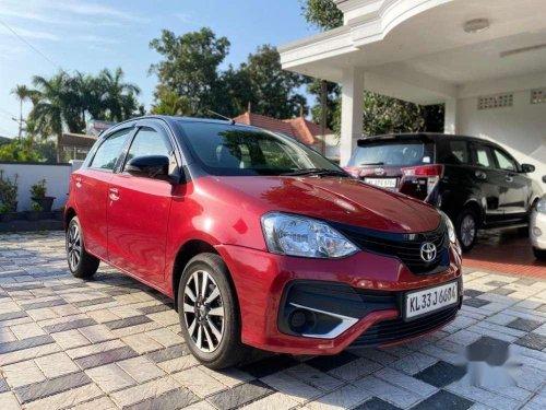 Used Toyota Etios V 2017 MT for sale in Kottayam