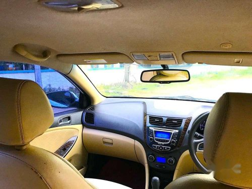 Used Hyundai Fluidic Verna 2011 MT for sale in Chennai