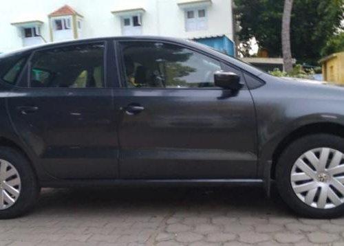 2016 Volkswagen Polo 1.2 MPI Comfortline MT for sale in Chennai