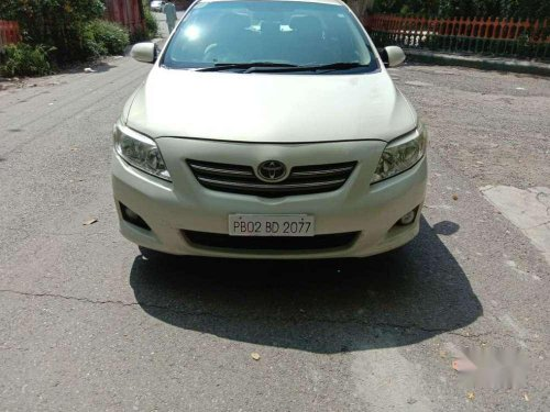 Toyota Corolla Altis 1.8 GL, 2009, Petrol MT for sale in Amritsar