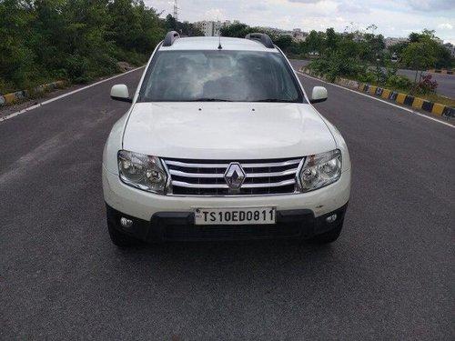 2015 Renault Duster 85PS Diesel RxL MT in Hyderabad