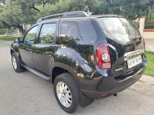 Used 2012 Renault Duster 110PS Diesel RxL MT for sale in Bangalore
