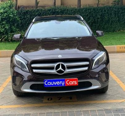Used 2016 Mercedes Benz GLA Class AT for sale in Bangalore
