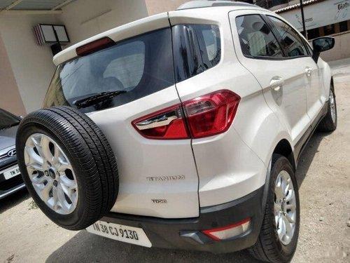 Ford EcoSport 1.5 Diesel Titanium 2017 MT for sale in Coimbatore