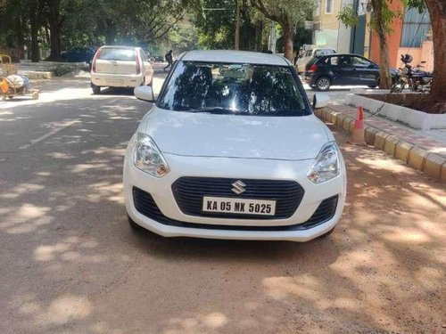 Used 2018 Maruti Suzuki Swift VXI MT for sale in Nagar