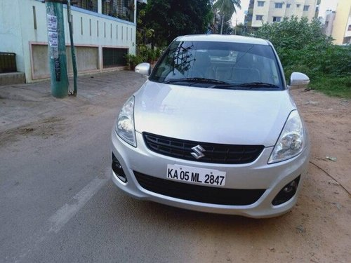 2012 Maruti Suzuki Swift Dzire MT for sale in Bangalore
